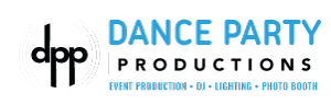 DANCE PARTY PRODUCTIONS Logo